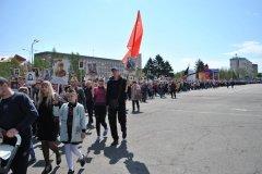 Всероссийский патриотический проект «Бессмертный полк»