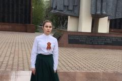 Гражданско-патриотическая акция «Вахта Памяти»