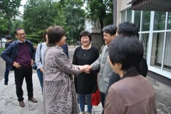 Делегация из Южной Кореи побывала в колледже культуры