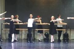Завершающий показ по дисциплине «Народный танец» у студентов выпускного курса 27.05.2019