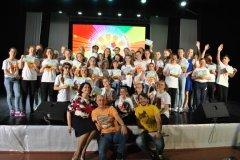 Закрытие Летней творческой школы «Мы молоды! Мы талантливы!» 2018