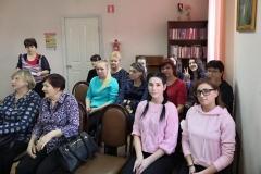 Заседание клуба Книгочей