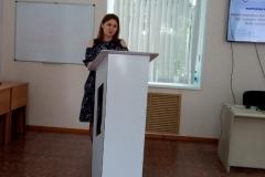 Защита выпускных квалификационных работ 21.06.2018