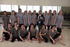 Итоговый экзамен по дисциплине «Современный танец» 16.05.2019