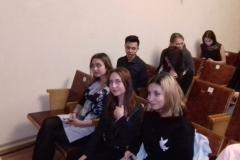 Коллективный выход в театр (28.02.2019)