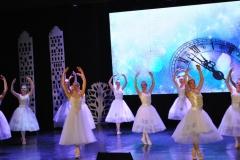 Отчётный концерт хореографического ансамбля «Стиль»