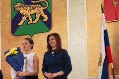 Поздравляем лауреатов премии администрации УГО