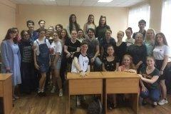 Творческая встреча с В.В. Асецким 22.06.2018