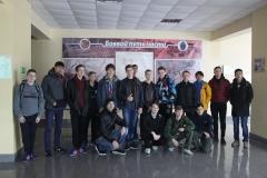 Учебные сборы по основам военной подготовки