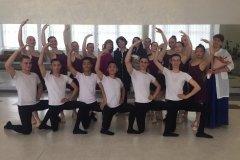 Экзамен по дисциплине «Классический танец» 31.05.2019